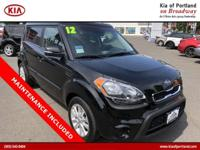 Come see this 2012 Kia Soul +. Its Automatic