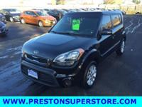 Options:  2012 Kia Soul Plus|Black|Kia Soul ++Plus++  6
