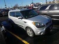 Look at this great 2012 Kia Soul. Exclamation package