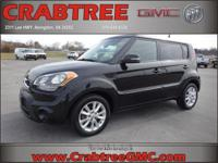 Options:  2012 Kia Soul +|+ 4Dr Wagon 6A|2.0L|4