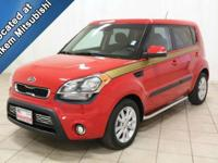 Options:  2012 Kia Soul +|With Just One Previous Owner