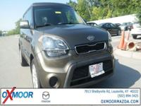2012 Kia Soul 4-Wheel Disc Brakes, ABS brakes, Air