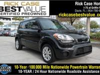 This terrific 2012 Kia Soul is the low-mileage car you