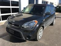 CARFAX One-Owner. Clean CARFAX. 2012 Kia Soul in