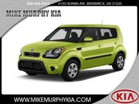 This 2012 Kia Soul is a real winner with features like