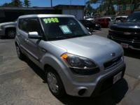 Check out this 2012 Kia Soul Base. Its Automatic