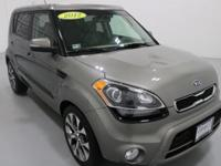 New Price! 2012 Kia Soul Exclaim Gray Odometer is 15828