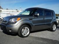 2012 Kia Soul Station Wagon Our Location is: Laurel Kia