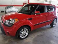 2012 Kia Soul Station Wagon + Our Location is: Laurel
