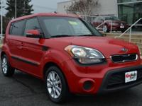 2012 Kia Soul Station Wagon + Our Location is: King Kia