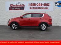 Options:  2012 Kia Sportage Ex (A6)|Aluminum/Alloy