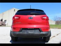 Priced to move!!! This Kia Sportage is the SUV that you