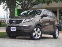Looking for a clean, well-cared for 2012 Kia Sportage?