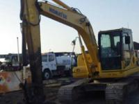 2012 Komatsu PC130-8 2012 Komatsu PC130-8 24in Triple