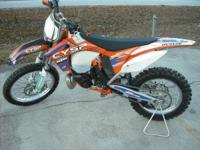 2012 KTM 250 XC AWESOME BUY !!! Motorcycles Off-Road