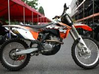 Make: KTM Year: 2012 Condition: Used Exterior Color: