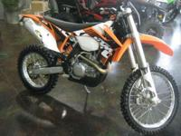 Make: KTM Mileage: 185 Mi Year: 2012 Condition: Used