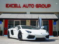 Introducing this 2012 Lamborghini Aventador LP 720-4