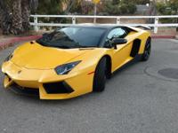 UP FOR SALE IS OUR BEAUTIFUL 2012 LAMBORGHINI
