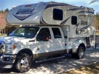 $18,900 is for the camper only! You will need a 3/4 Ton