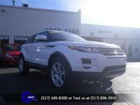 Options:  2012 Land Rover Range Rover Evoque Pure