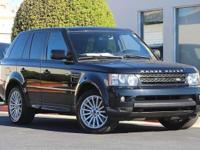 This 2012 Land Rover Range Rover Sport HSE is offered