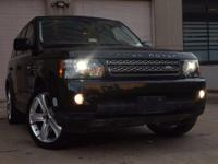 This Land Rover Range Rover Sport HSE 6-Speed Automatic
