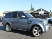 Options:  2012 Land Rover Range Rover Sport Hse Lux 4X4