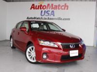 Exterior Color: matador red mica, Body: Hatchback,