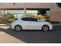 Exterior Color: white, Body: Hatchback, Engine: 1.8L I4