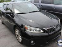 Take your hand off the mouse because this 2012 Lexus CT