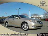 You'll love this 2012 Lexus ES 350. This ES 350 comes