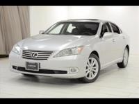 2012 Lexus ES 350 Finished with Tungsten Pearl exterior