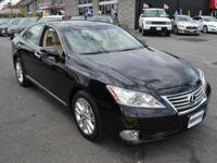 This 2012 Lexus ES 350 4dr 4dr Sedan features a 3.5L V6