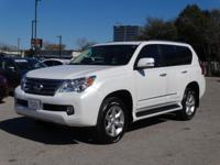 CARFAX 1-Owner, ONLY 37,943 Miles! GX 460 trim.
