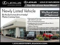 CARFAX 1-Owner LOW MILES - 52 775! Premium trim.
