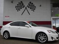 Options:  2012 Lexus Is 250 Base 4Dr Sedan 6A|Tungsten