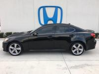 Come see this 2012 Lexus IS 250 4DR SPT SDN RWD A. Its