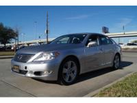 We are excited to offer this 2012 Lexus LS 460. You