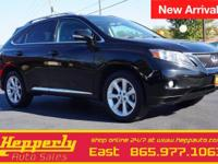This is a CARFAX One-Owner! 2012 Lexus RX 350 in Black