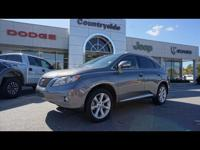 This 2012 Lexus RX 350 Base is a great option for folks