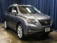 Clean Carfax Two Owner SUV with Navigation!  Options:
