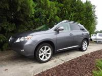 We are excited to offer this 2012 Lexus RX 350. This