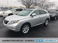 Lexus RX  Clean CARFAX.  **Moonroof / Sunroof**,