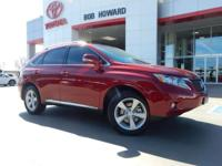 We are excited to offer this 2012 Lexus RX 350. Drive