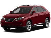 Options:  2012 Lexus Rx 350 Base|Clean Carfax. Recent