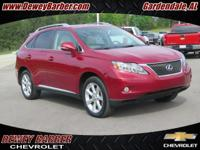 Exterior Color: matador red mica, Body: SUV, Engine: