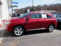 Exterior Color: matador red mica, Body: SUV AWD,