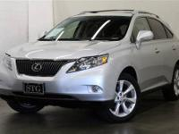 2012 Lexus RX 350 FWD 4dr SUV Condition:Used Clear