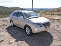 AWD. SUV buying facilitated! Won't last long! Lexus has